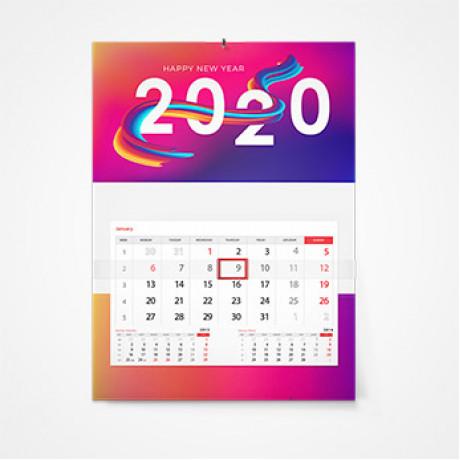 Дизайн календарей в Кирове